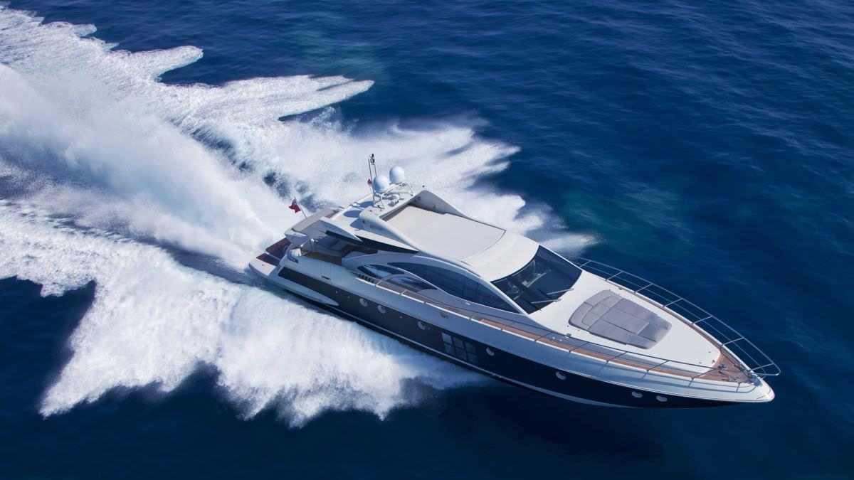 Power Yacht NAMI