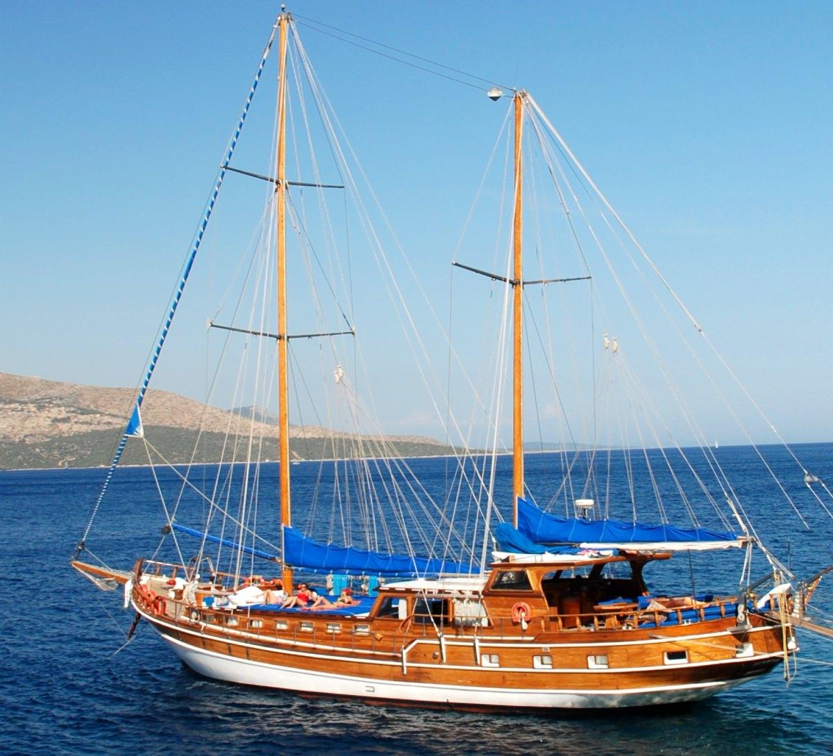 Yacht Syrolana Greece Yacht Charters