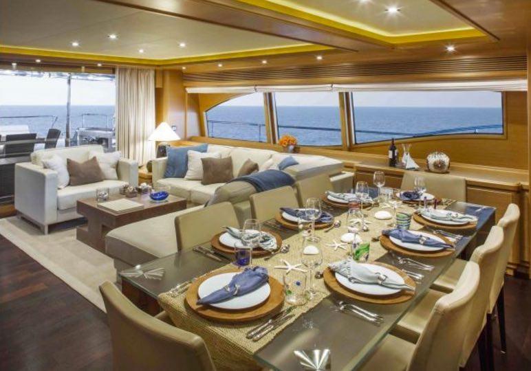 Soleado Power Yacht - Caribbean Charter Yachts