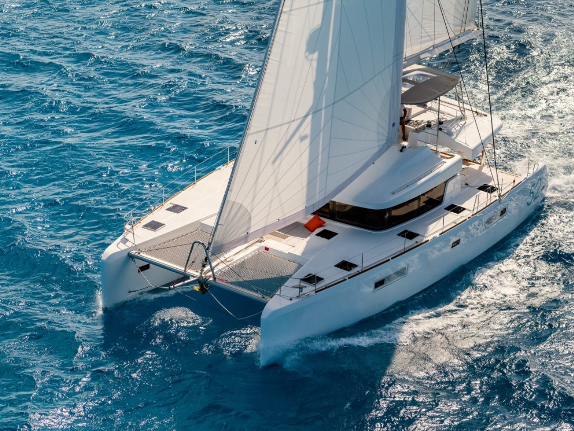 Charter with BE HAPPY on compassyachtcharters.com
