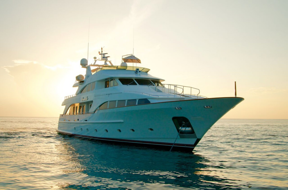 Charter with BRUNELLO on compassyachtcharters.com