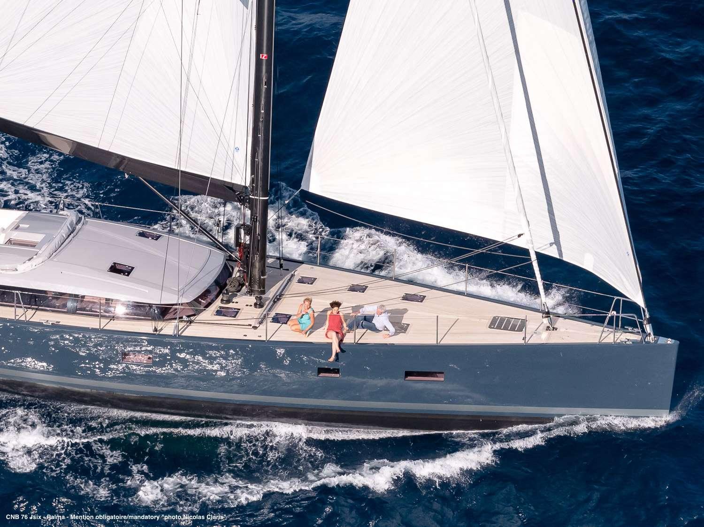 Sailing Yacht J SIX
