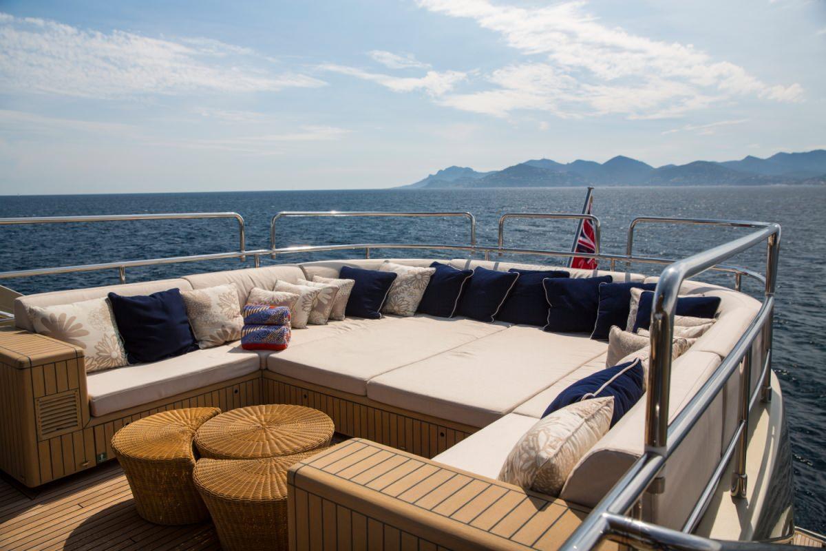 motor yacht MIDNIGHT SUN