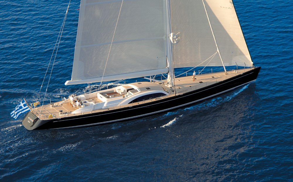 Charter with ARISTARCHOS on compassyachtcharters.com