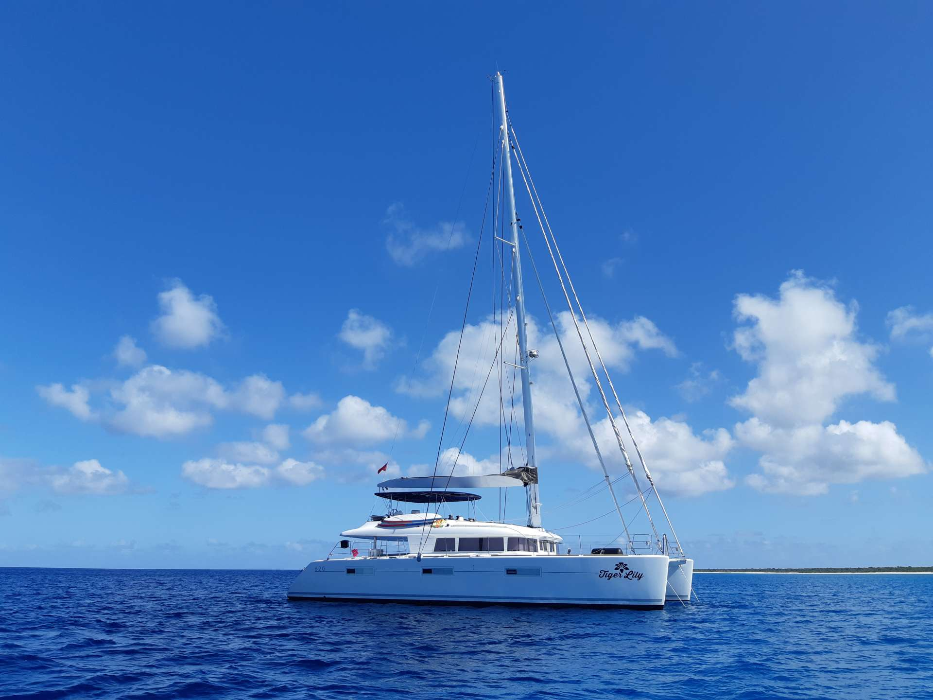 Catamaran TIGER LILY