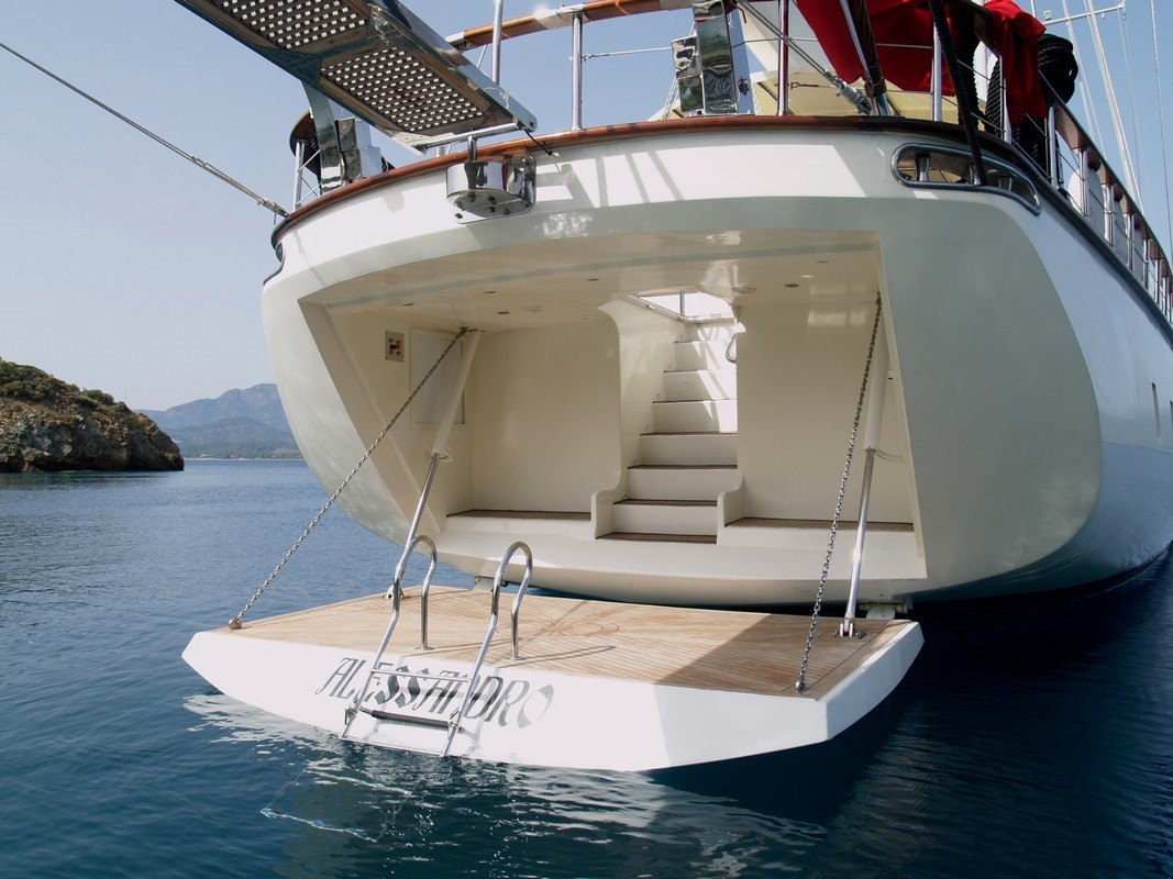 Private greece sailing charter yachts for Oklahoma fishing license age