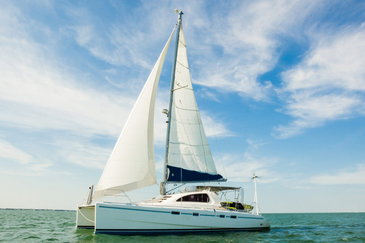 Charter with CALYPSO on compassyachtcharters.com