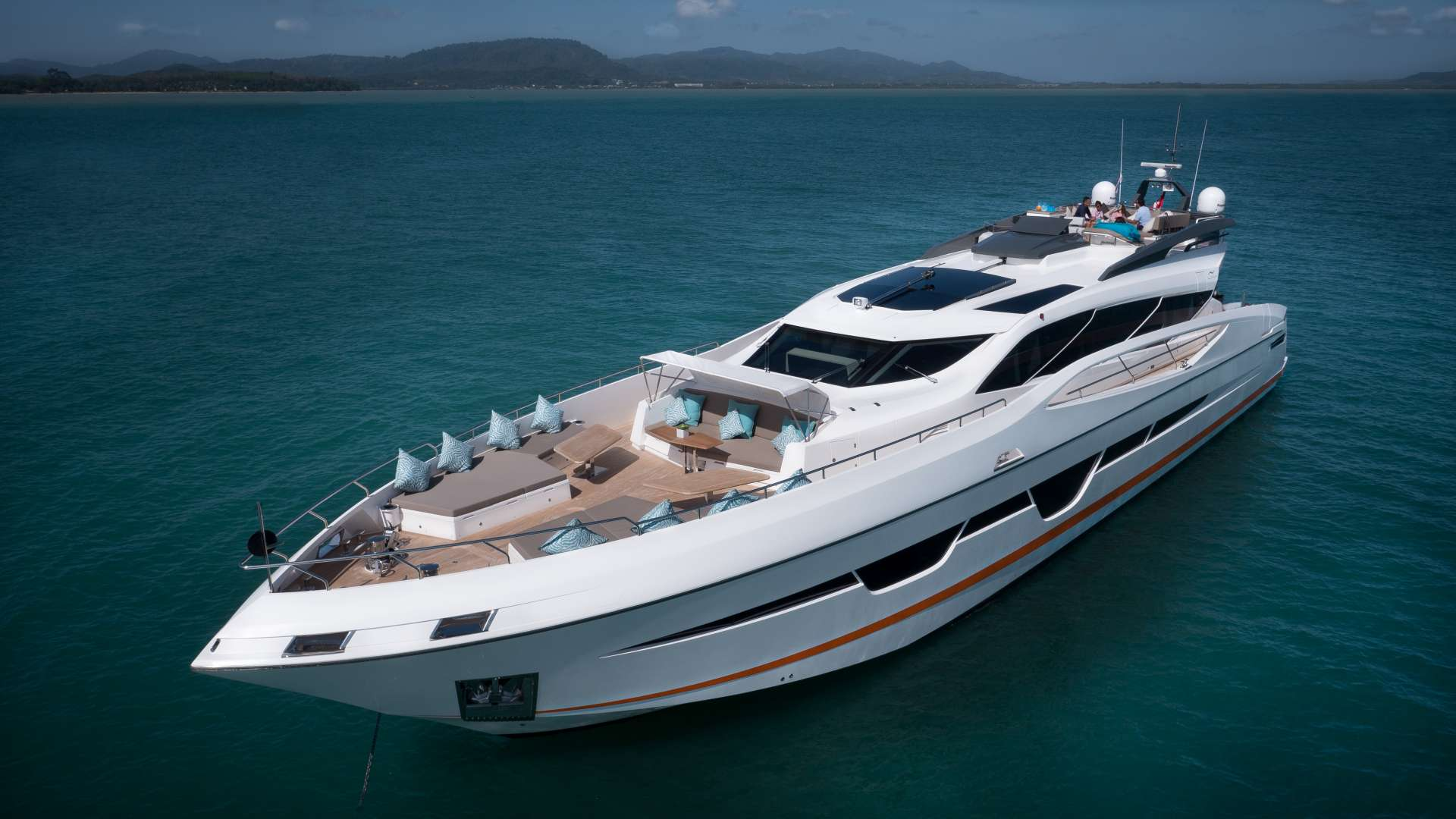 Charter with DOLCE VITA on compassyachtcharters.com