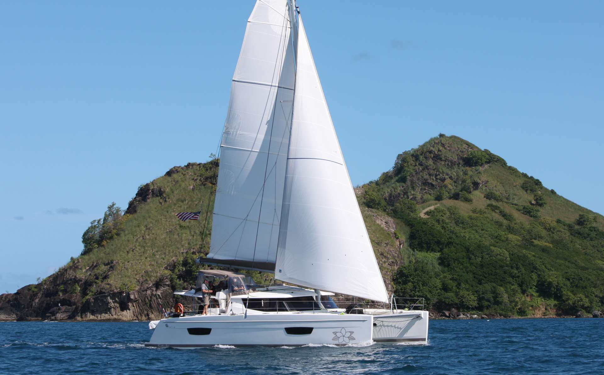 Charter with ALLENDE on compassyachtcharters.com