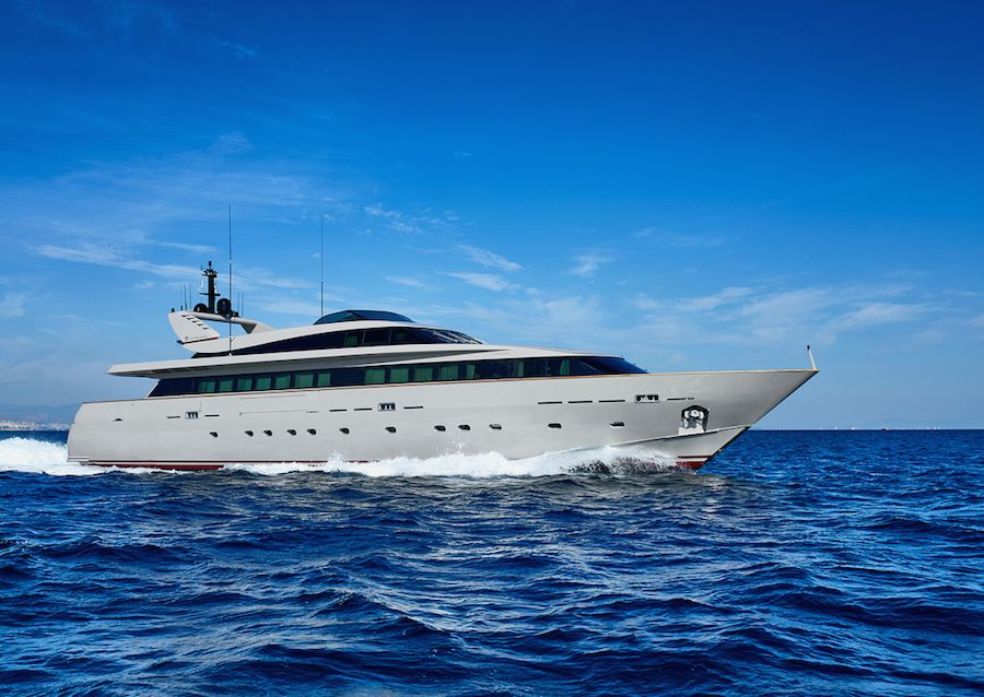 Charter with DALOLI on compassyachtcharters.com