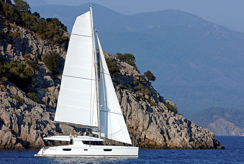 Charter with EXODUS on compassyachtcharters.com