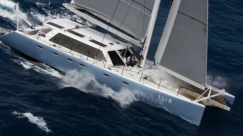 Catamaran SLIM