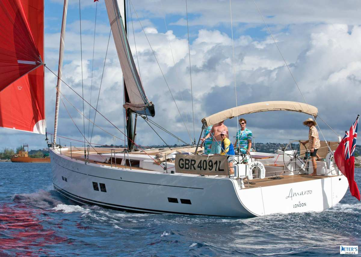 Charter with AMAROO on compassyachtcharters.com
