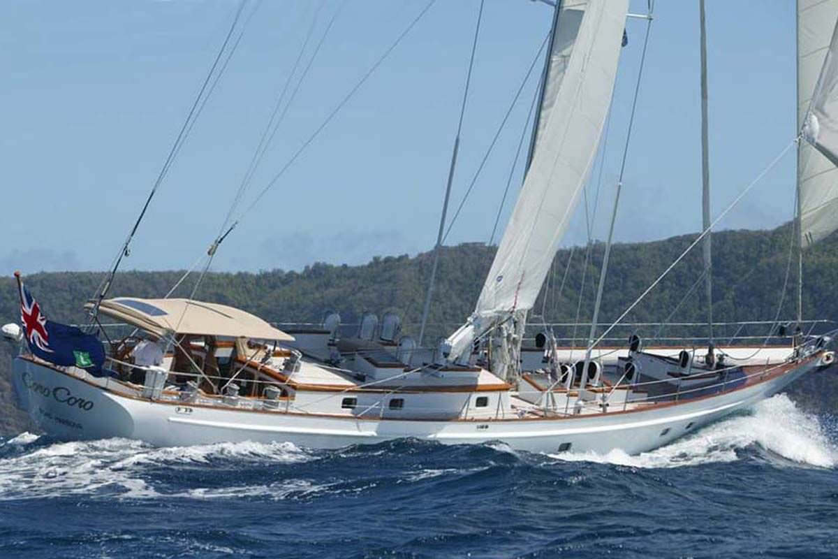 Charter with CORO CORO on compassyachtcharters.com