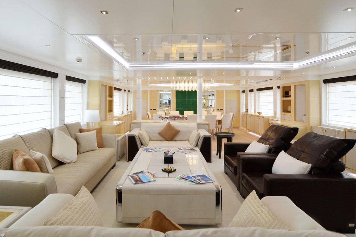 motor yacht JADE 959