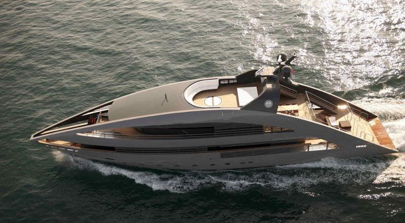 motor yacht OCEAN SAPPHIRE