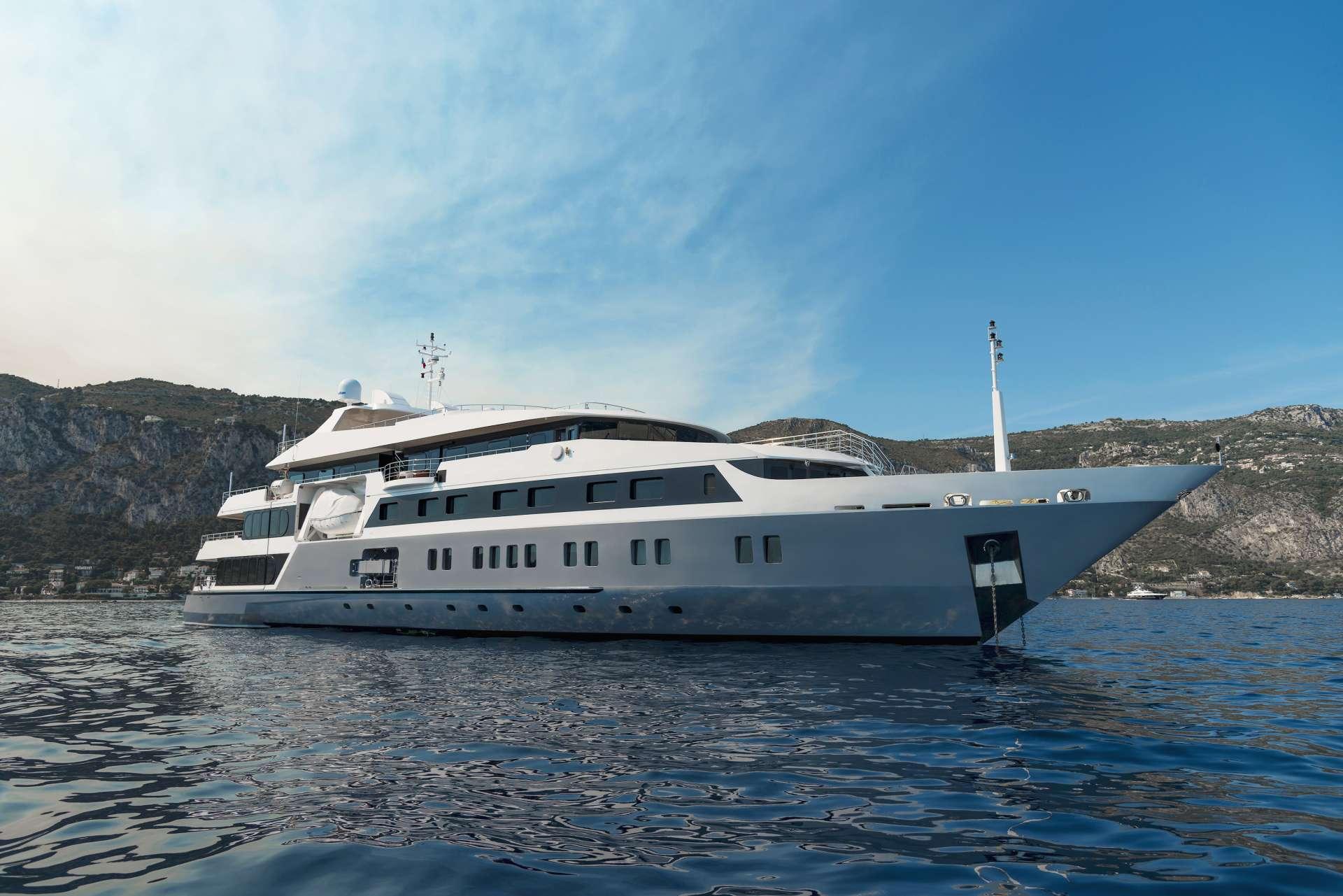 Serenity Superyacht Charter