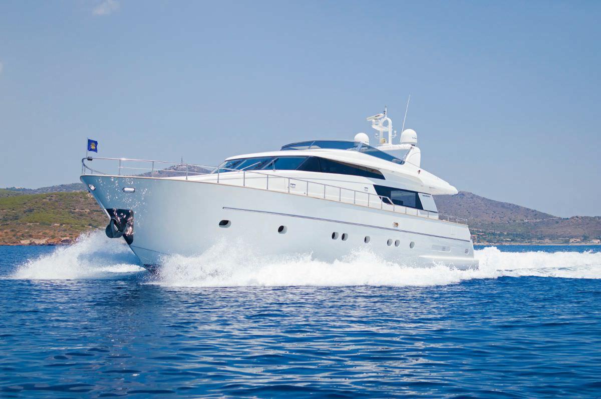 Stella Mar Yacht
