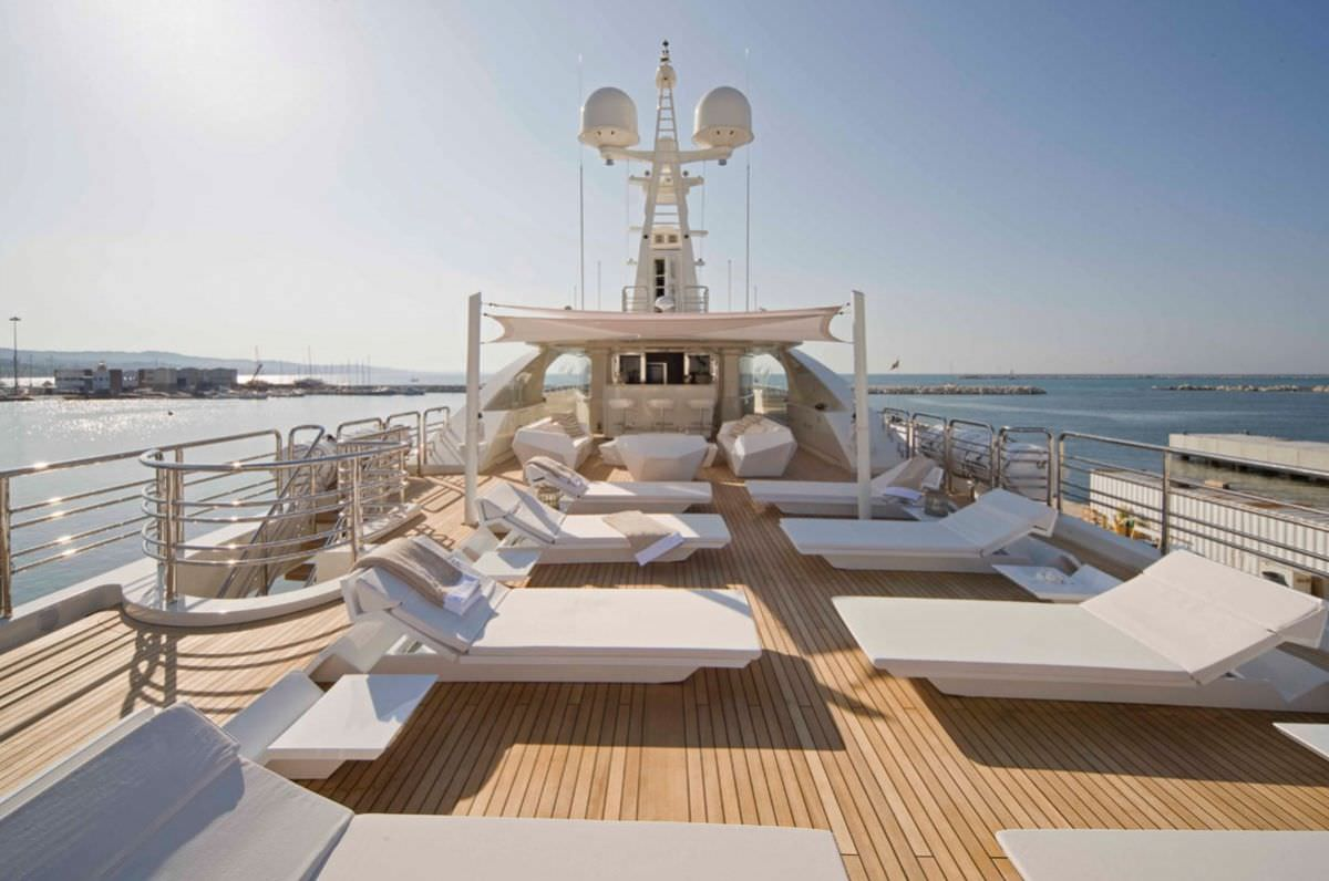 motor yacht LIGHT HOLIC