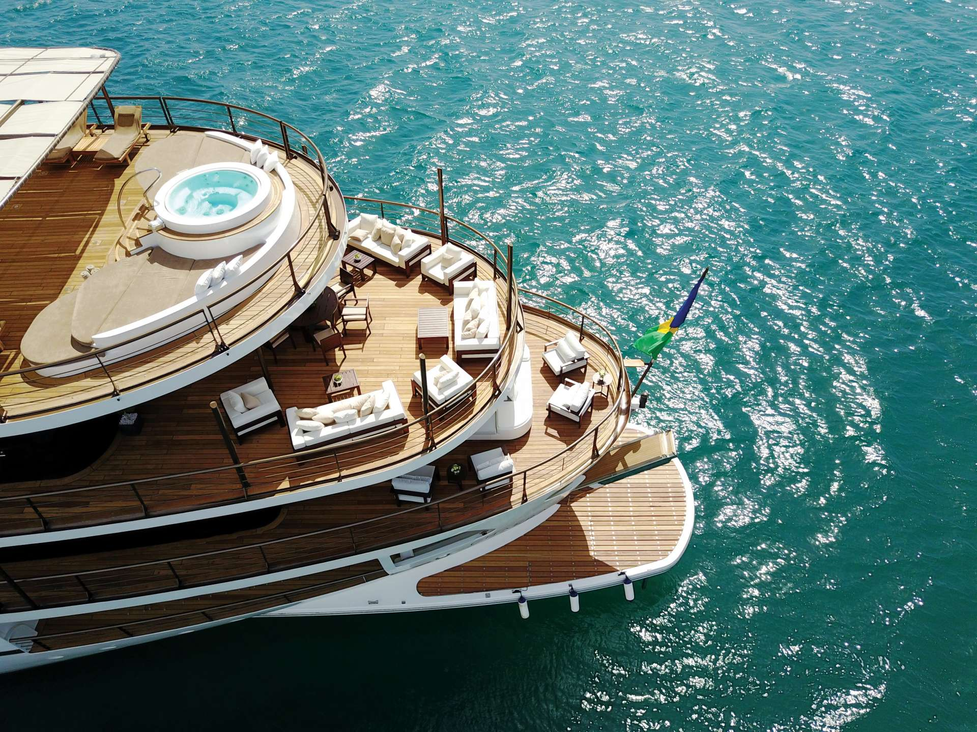 motor yacht CHAKRA