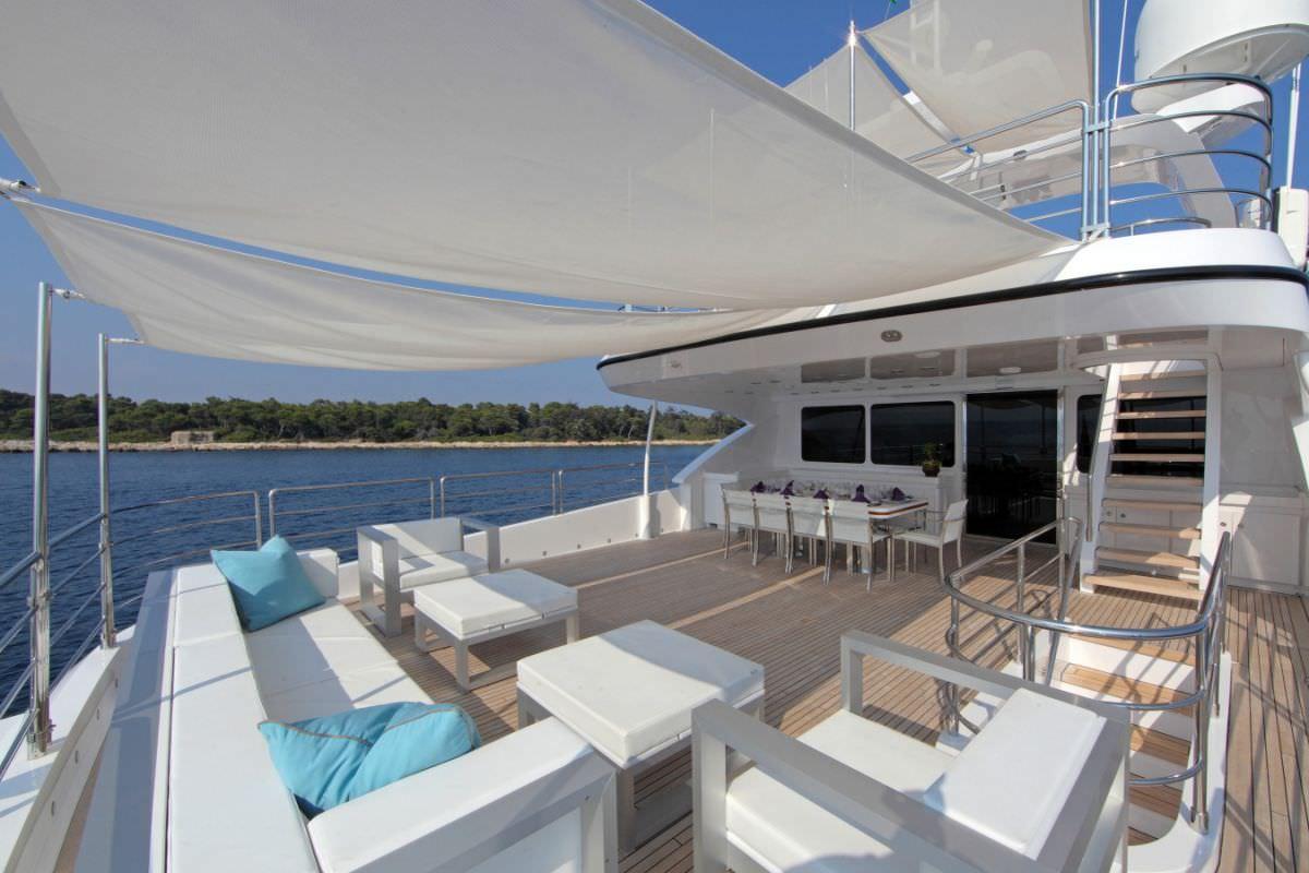 motor yacht SEA SHELL