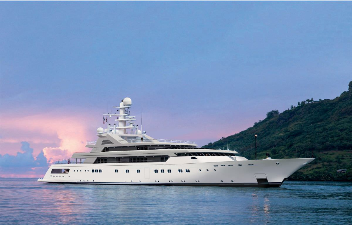Grand Ocean Superyacht Charter