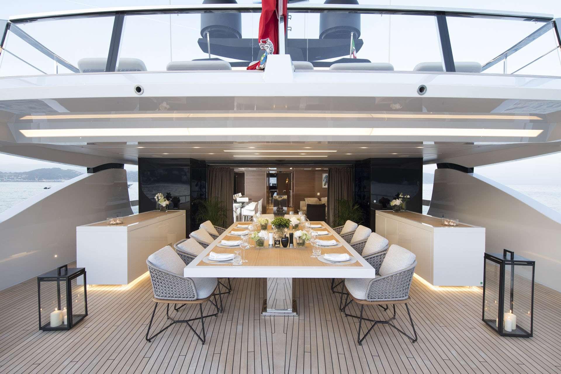 motor yacht SEVEN SINS II
