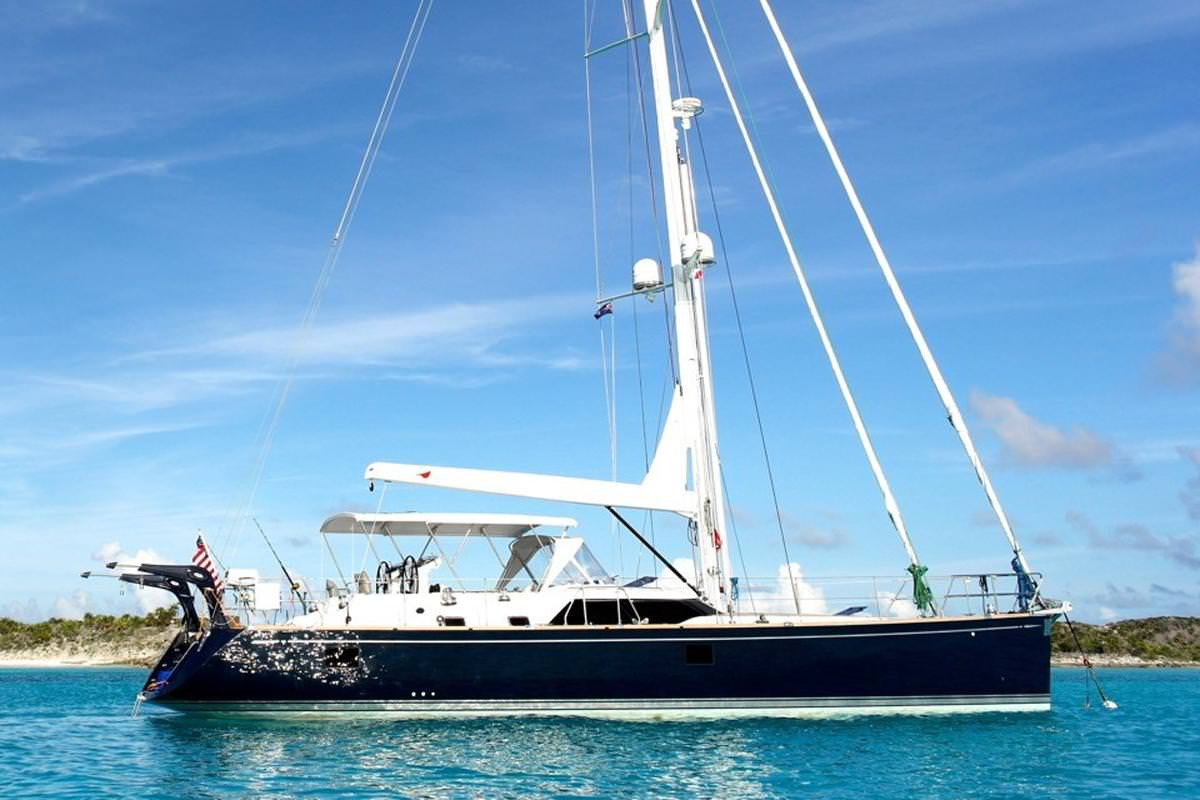 Charter with BLUE STAR on compassyachtcharters.com