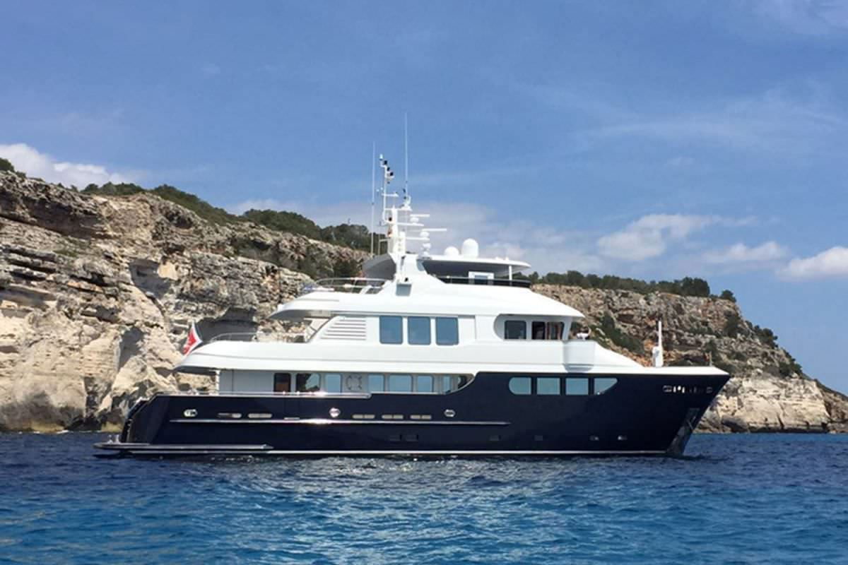 Charter with BALTIC SEA on compassyachtcharters.com