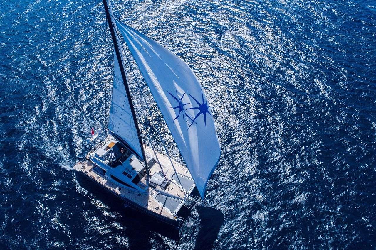 Catamaran NAMASTE