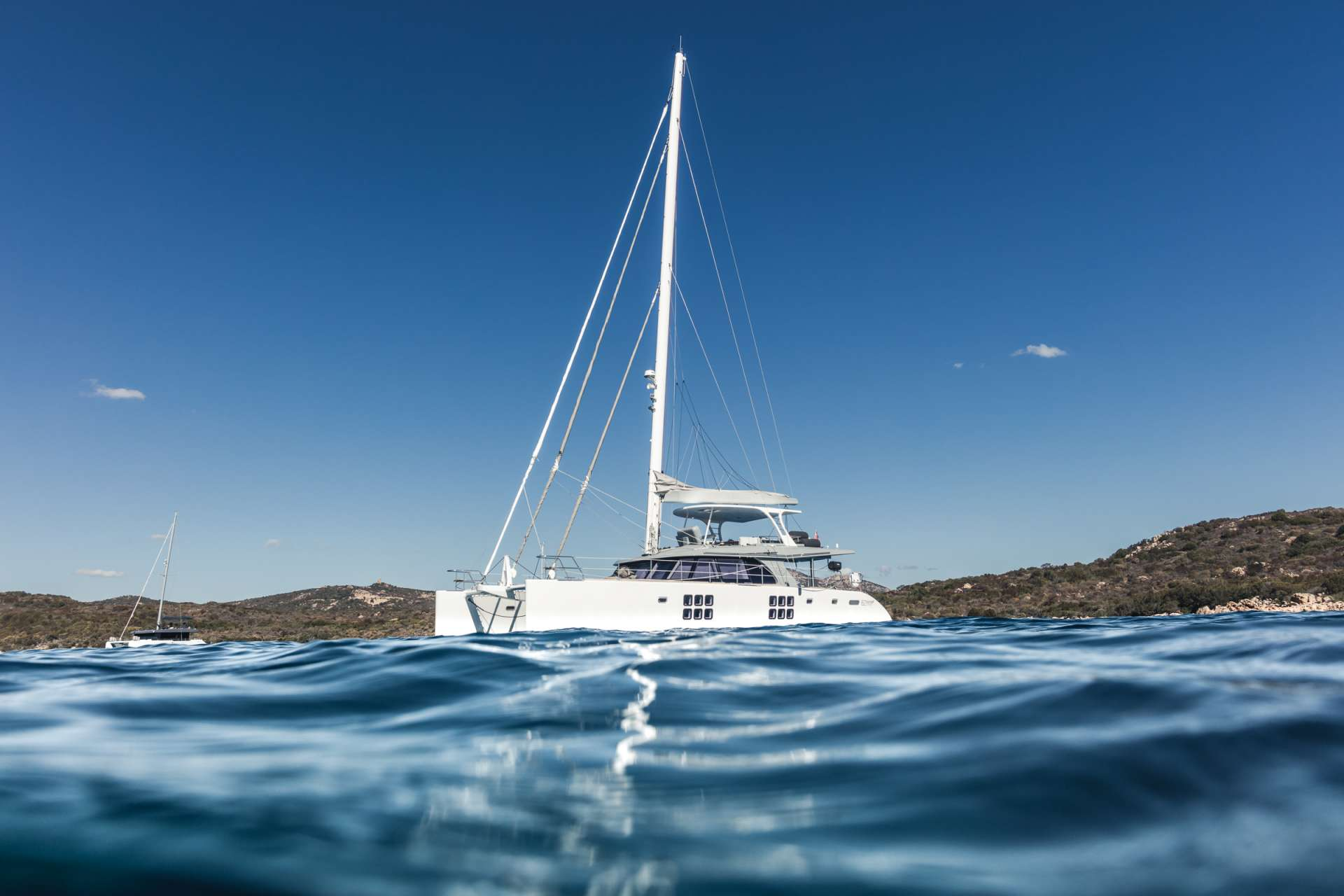 Charter with ADEA on compassyachtcharters.com