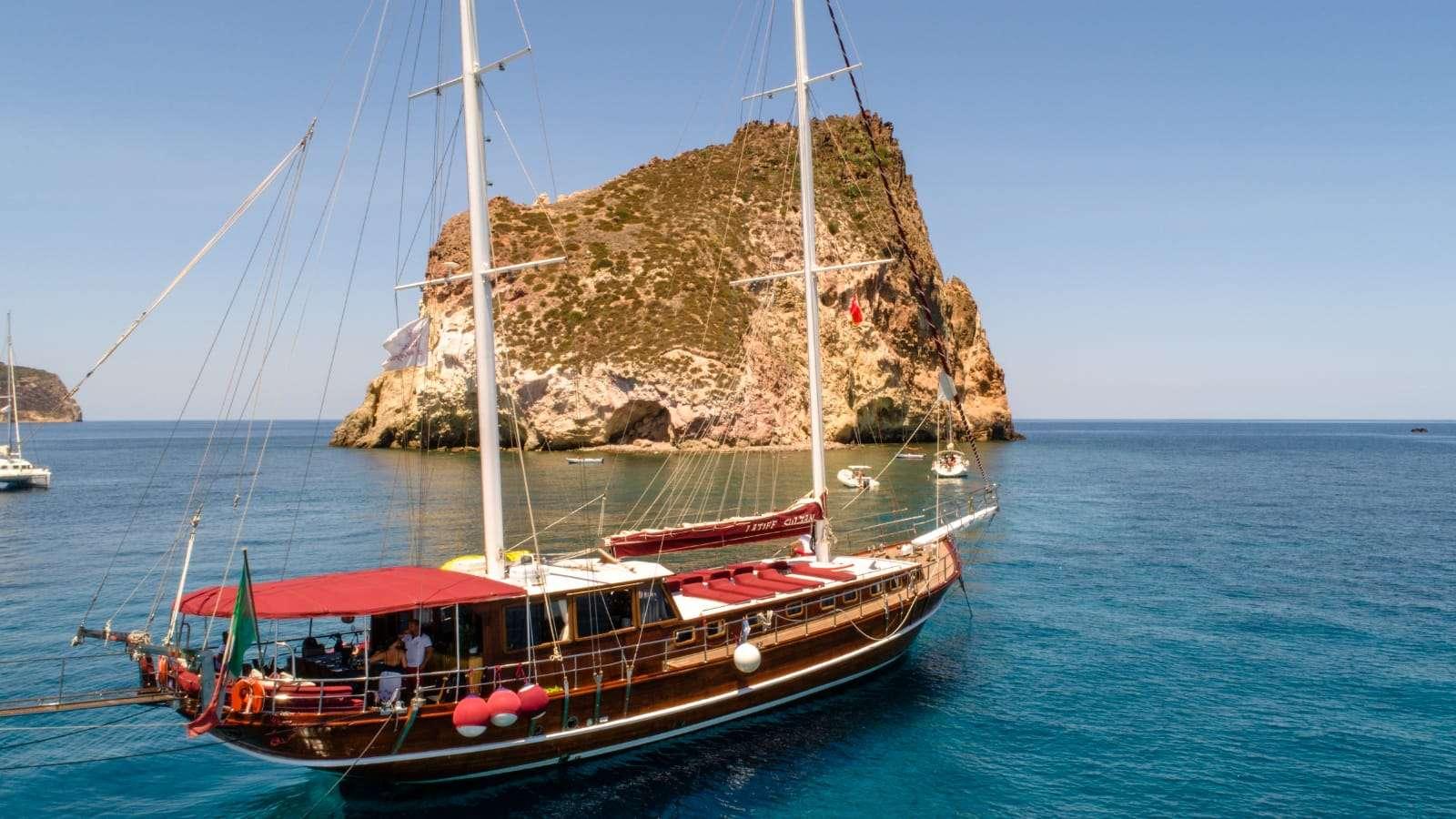 Sailing Yacht LATIFE SULTAN