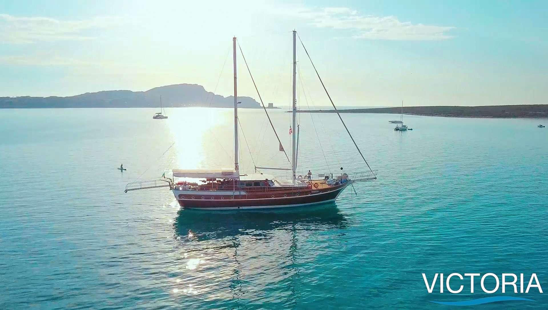 Sailing Yacht VICTORIA