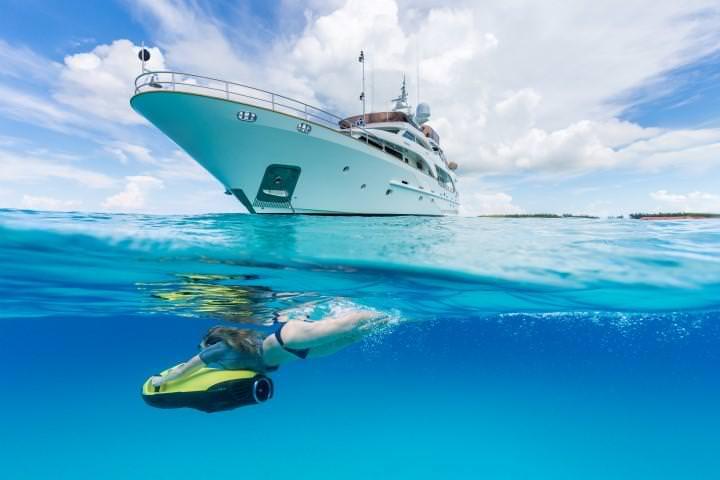 Miracle Bahamas Yacht
