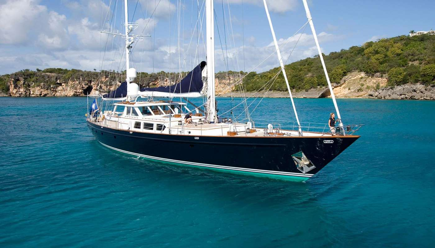Charter with AXIA on compassyachtcharters.com