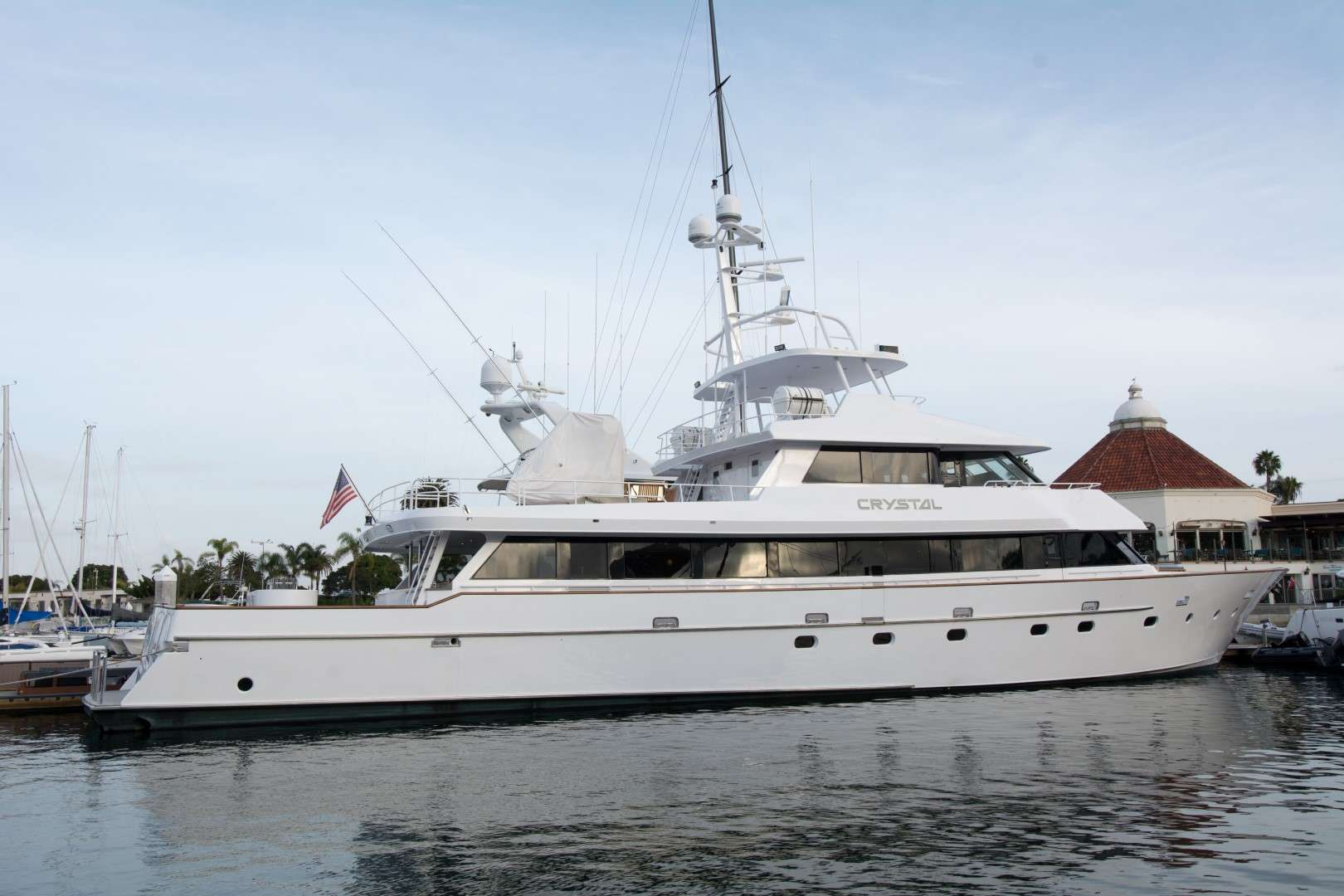 Charter with CRYSTAL on compassyachtcharters.com