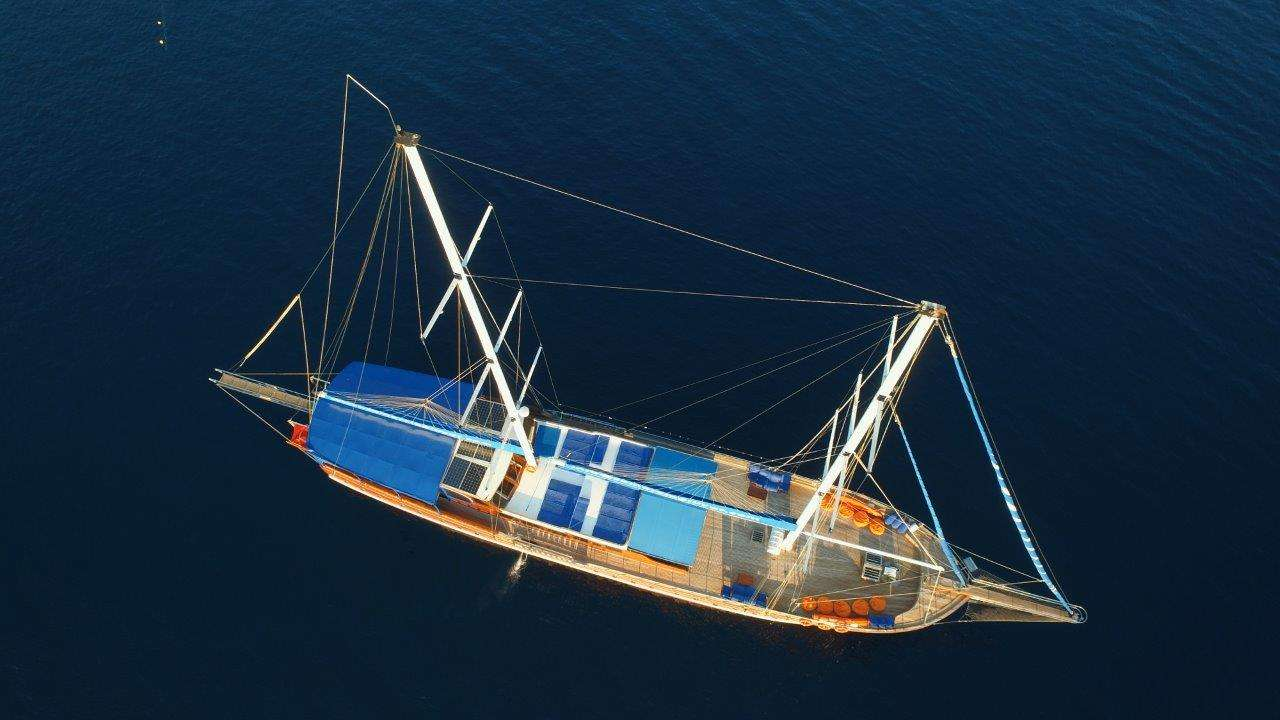 Semercioglu Iv Superyacht Charter
