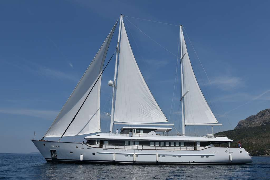 Charter with AIAXAIA on compassyachtcharters.com