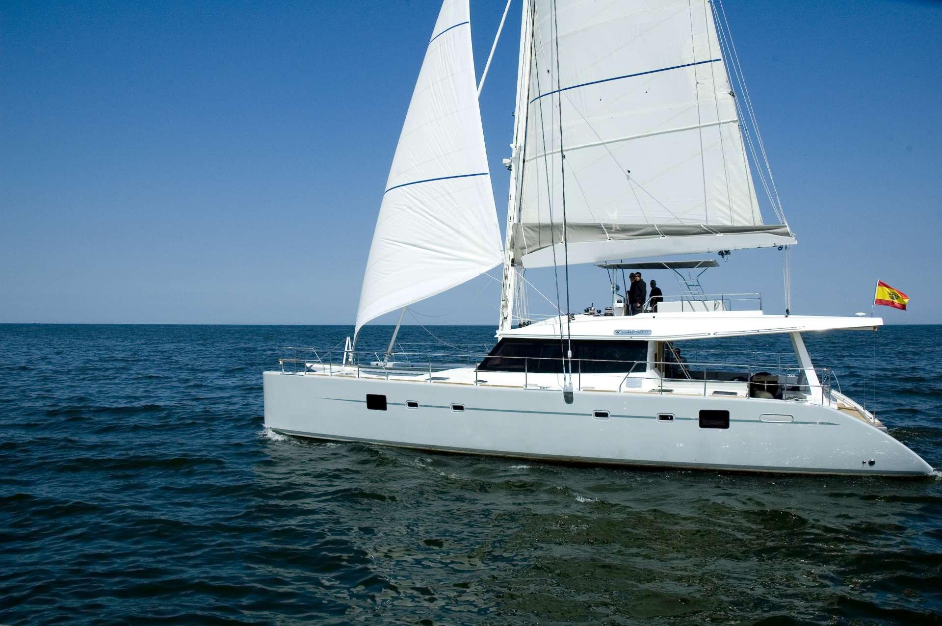Catamaran ZIMIT
