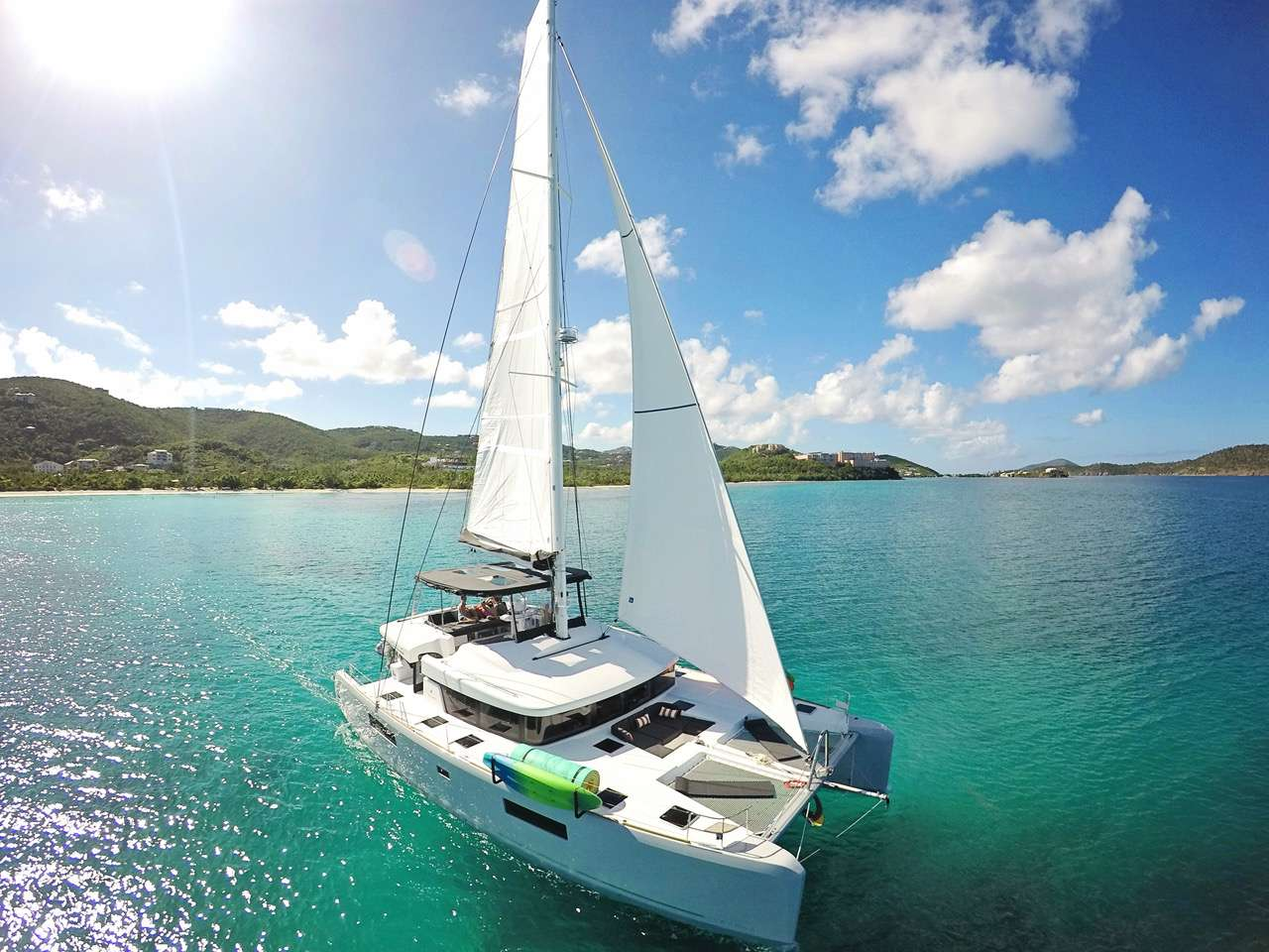 Charter with ISLAND HOPPIN' on compassyachtcharters.com