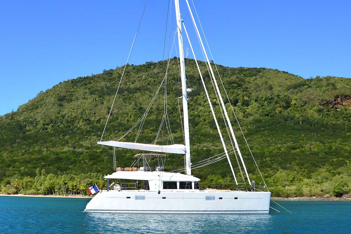 Charter with Bacchus on compassyachtcharters.com