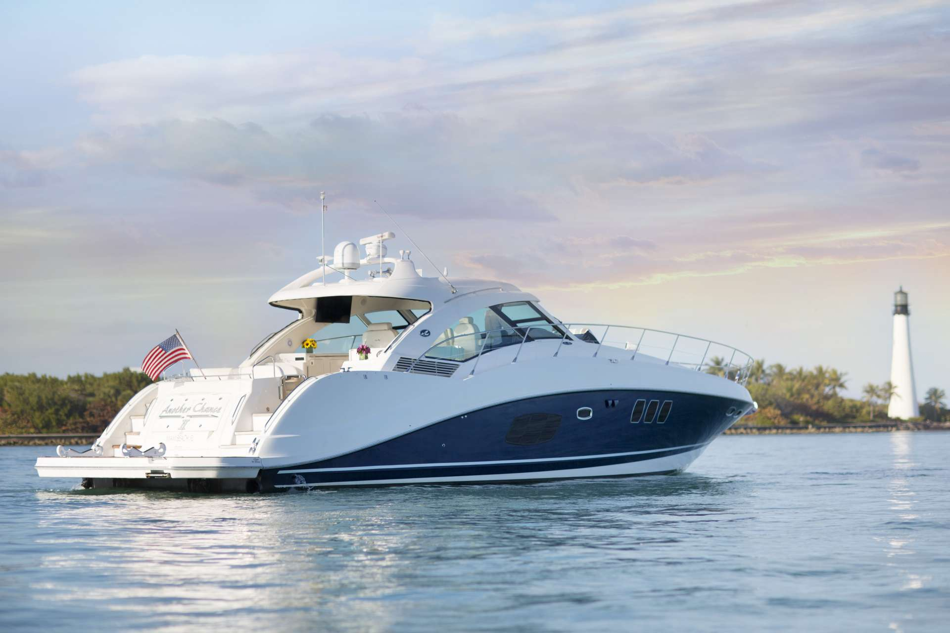 Charter with Another Chance II on compassyachtcharters.com