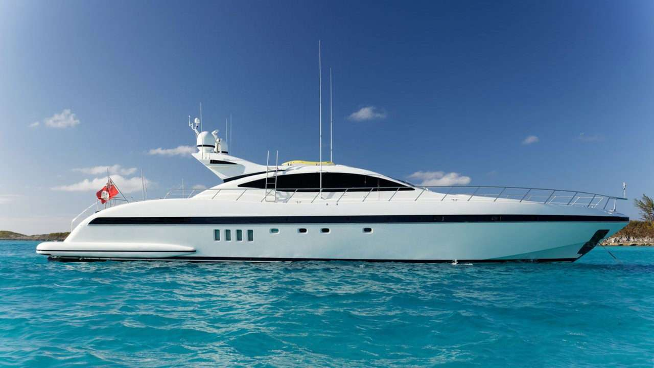 Charter with EVA on compassyachtcharters.com
