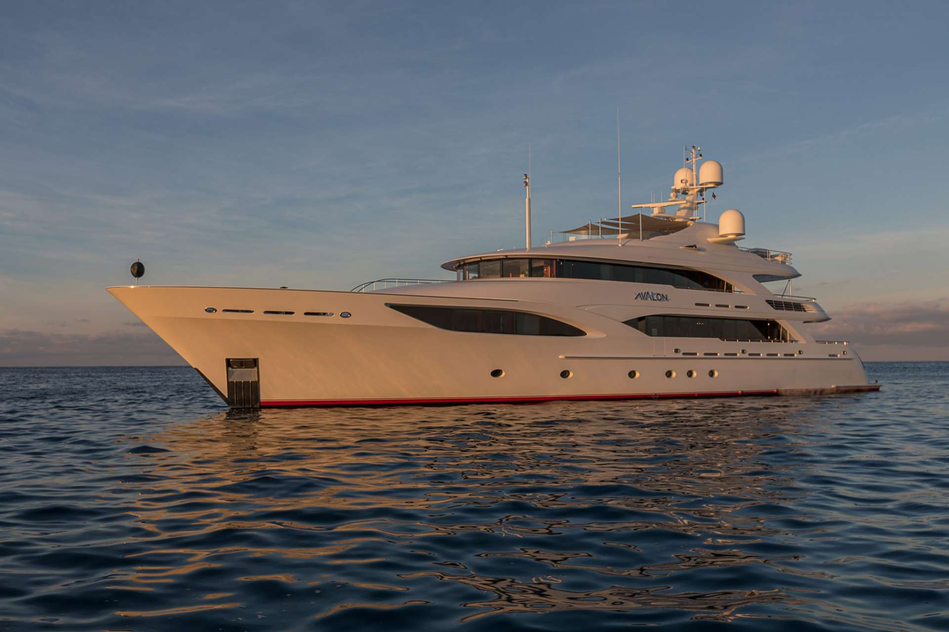Charter with AVALON on compassyachtcharters.com