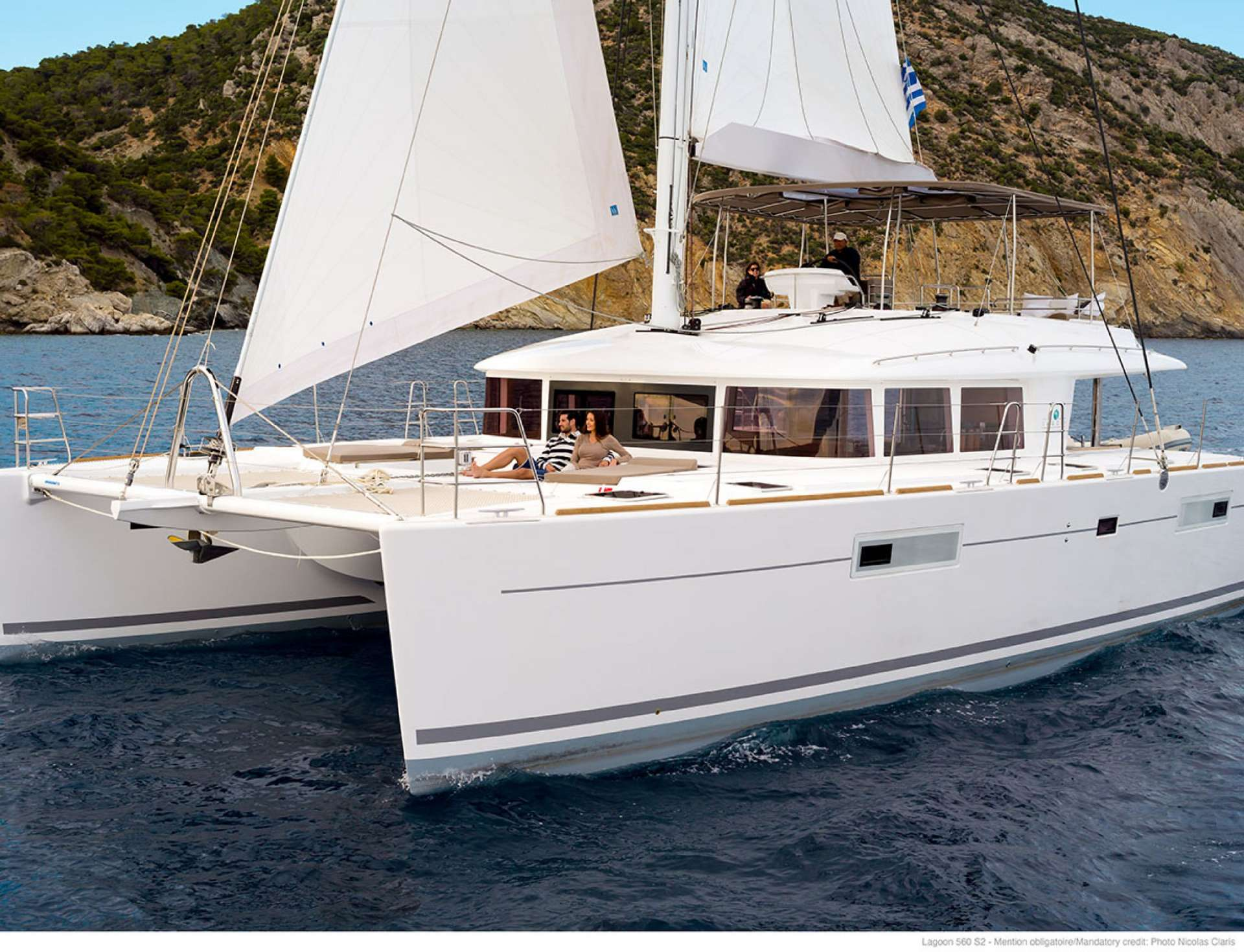Charter with BOOM on compassyachtcharters.com