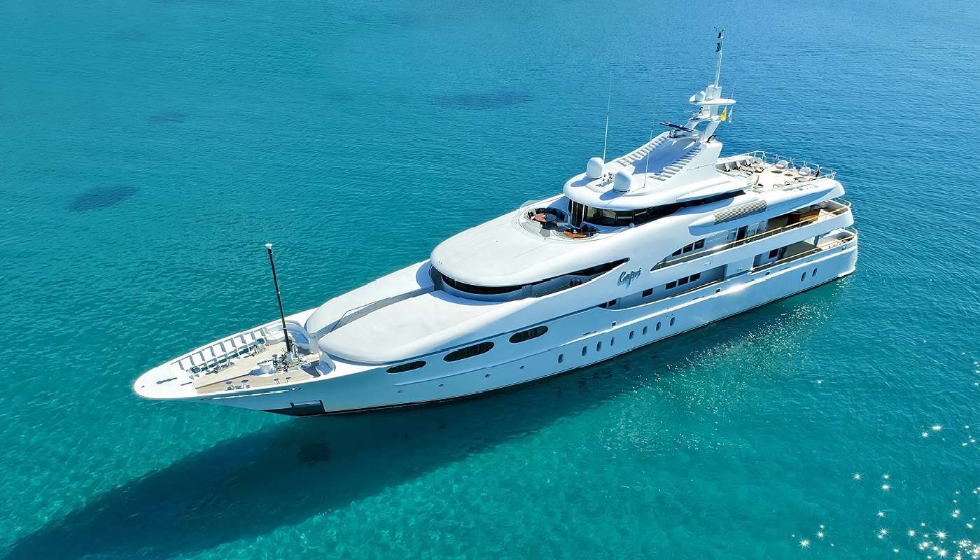 Charter with Capri i on compassyachtcharters.com