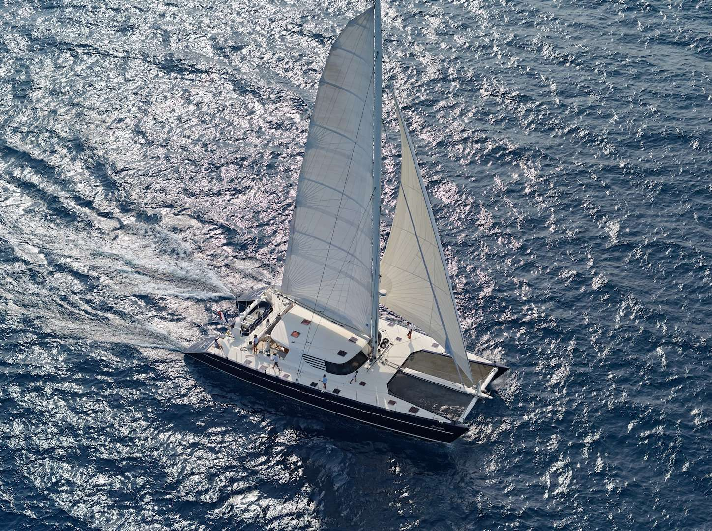Charter with AZIZAM on compassyachtcharters.com
