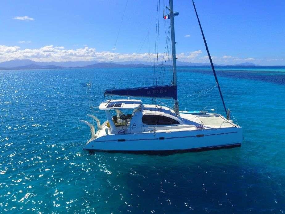 Catamaran SALTY GIRL