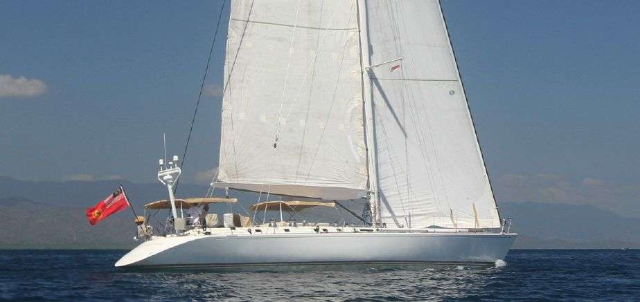 Charter with ASPIRATION on compassyachtcharters.com