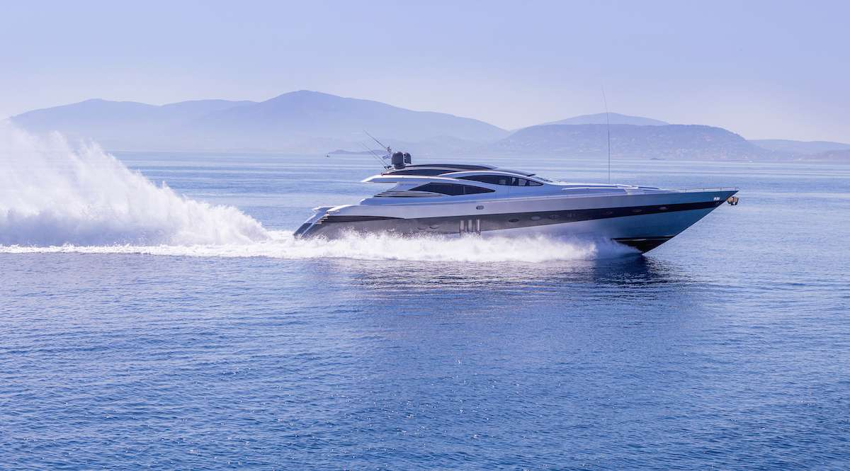Power Yacht Z2